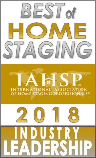 IAHSP Best of Home Staging: Industry Leadership 2018